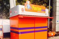 Indian Oil Punture Shop Uttrakhand