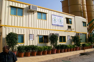 Multistory Container Office Uttrakhand