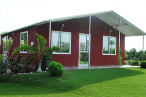 Prefab Farm House Srinagar